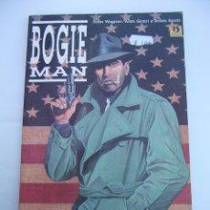 Cómics: BOGIE MAN. EL PROYECTO MANHATTAN. JOHN WAGNER. ALAN GRANT. ROBIEN SMITH. EDICIONES ZINCO. TDKC30. Lote 99276639