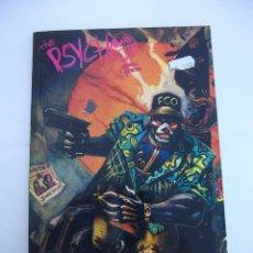 Cómics: THE PSYCHO - LIBRO Nº 2. - HUDNALL / BRERETON - EDICIONES ZINCO 1992. TDKC30. Lote 99278351