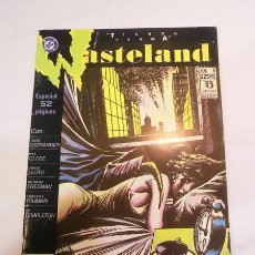 Cómics: WASTELAND - NUM 1 - ED. ZINCO- 1990. Lote 99326886