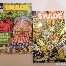 Cómics: SHADE - 2 COMICS - COMPLETA - ED. ZINCO- 1993. Lote 99915003