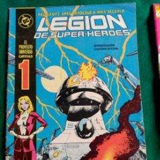 Cómics: LEGION DE SUPER-HEROES Nº 1 - EDICIONES ZINCO . Lote 99928175