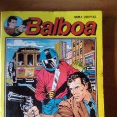 Comics : BALBOA 1. Lote 99931963