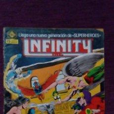 Cómics: INFINITY INC 4. ZINCO. C7A. Lote 100095375