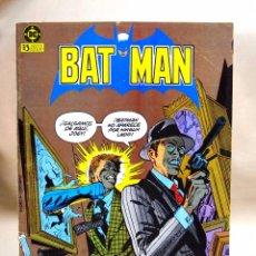 Cómics: TBO, COMIC, DC, BAT MAN, Nº 4,EDICIONES ZINCO 1984. Lote 100125727