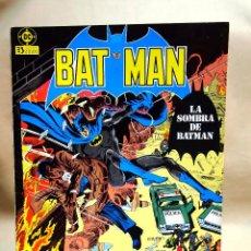 Cómics: TBO, COMIC, DC, BAT MAN, Nº 2,EDICIONES ZINCO 1984. Lote 100125815