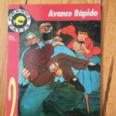 Cómics: AVANCE RÁPIDO Nº 2 - KYLE BAKER. Lote 100288483
