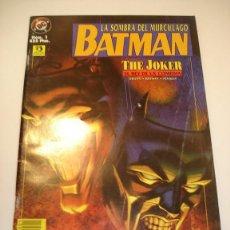 Cómics: BATMAN LA SOMBRA DEL MURCIELAGO - NUM 1 - ED. ZINCO- 1996. Lote 100486403