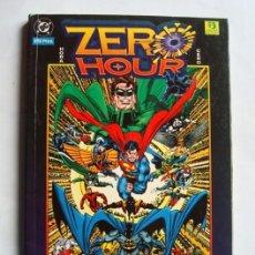 Cómics: ZERO HOUR (ZINCO) DC. Lote 100488495