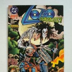 Cómics: LOBO Nº 6 - CARACOLES (COLECCIÓN NORMA) DC. Lote 100492351