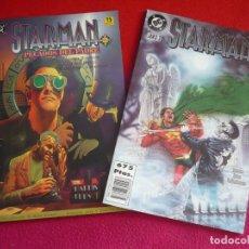 Cómics: STARMAN PECADOS DEL PADRE 1 Y 2 COMPLETA ( JAMES ROBINSON TONY HARRIS ) ¡MUY BUEN ESTADO! ZINCO DC. Lote 100577631
