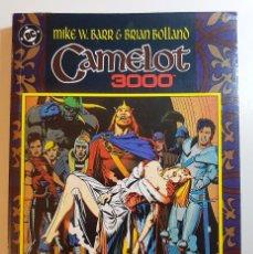 Cómics: ZINCO - CAMELOT 3000 - TOMO - LIBRO. Lote 100658455