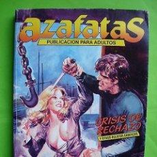 Cómics: AZAFATAS, TOMO Nº 3 RETAPADO CON NÚMEROS 14, 15, 16 Y 17. EDICIONES ZINCO. AÑO 1985. Lote 101150819