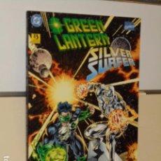 Cómics: GREEN LANTERN SILVER SURFER ALIANZAS IMPIAS - ZINCO. Lote 137120356