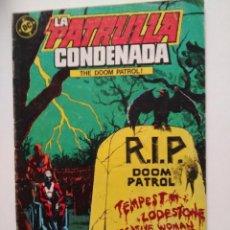 Cómics: LA PATRULLA CONDENADA Nº.5 KUPPERBERG, LIGHTLE, MARTIN. Lote 101370207