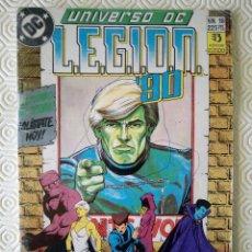 Cómics: UNIVERSO DC: LEGION '90 DE KEITH GIFFEN, ALAN GRANT, BARRY KITSON. Lote 101459391