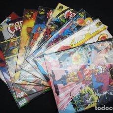 Cómics: COLECCION COMPLETA 9 NUMEROS CAMELOT 300 1982-1983, MUY BIEN CONSERVADOS CON FUNDA. Lote 101558371