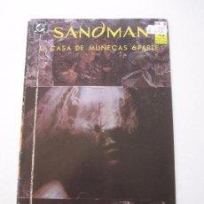 Cómics: SANDMAN Nº 8 - LA CASA DE MUÑECAS 6ª PARTE - ZINCO C9. Lote 101873047