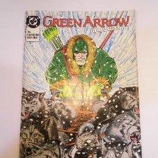 Cómics: GREEN ARROW - NUM 8 - ED ZINCO- 1989. Lote 101904835