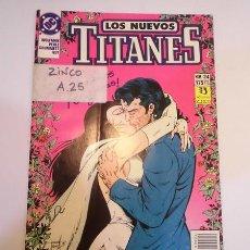 Cómics: LOS NUEVOS TITANES - NUM 24 - ED ZINCO- 1990. Lote 101904847