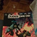 Cómics: BATMAN JUDGE DREDD - VENDETTA EN GOTHAM. Lote 101906331
