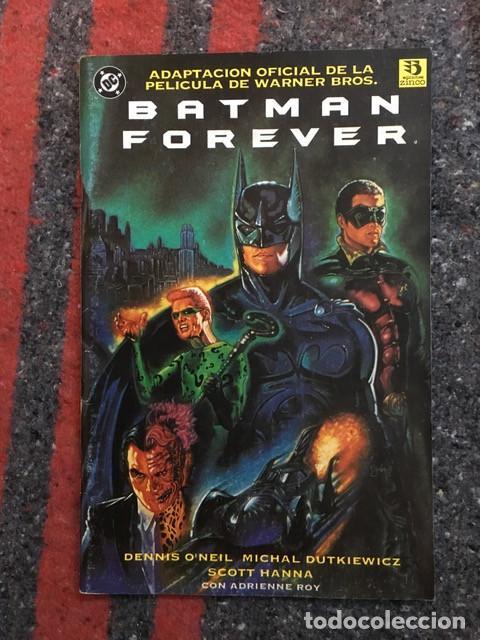 Cómics: Batman - Lote de 5 comics - Adaptación al comic de sus primeras películas - Foto 4 - 101914327