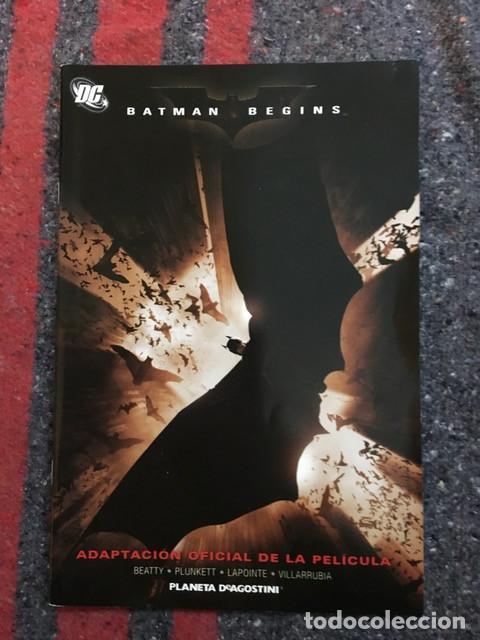 Cómics: Batman - Lote de 5 comics - Adaptación al comic de sus primeras películas - Foto 7 - 101914327