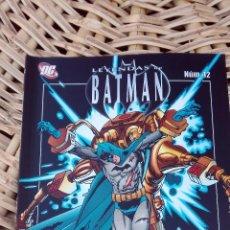 Cómics: LEYENDA DE BATMAN. NUMERO 12. VOLADOR. PLANETA DE AGOSTINI. SIN USO W. Lote 101987415
