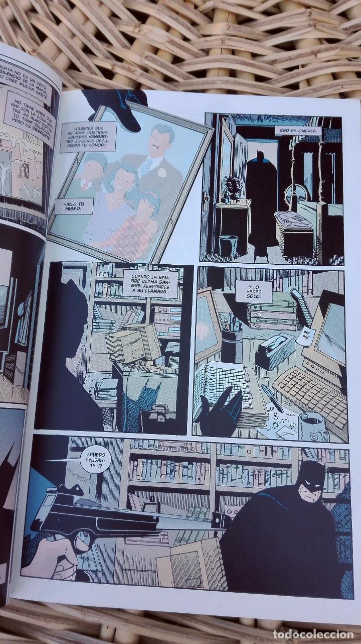 Cómics: BATMAN. CAZADORA. LAGRIMAS DE SANGRE. NORMA EDITORIAL. SIN USO W - Foto 2 - 101987491