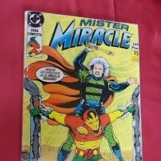 Cómics: MISTER MIRACLE . OBRA COMPLETA EN TOMO RETAPADO. DEL Nº 1 AL Nº 8. EDICIONES ZINCO.. Lote 102110259