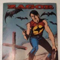 Cómics: ZAGOR Nº1 ANGUSTIA DE EDICIONES ZINCO 1982. Lote 102552487