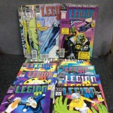 Cómics: LEGION 91 / 92 , COLECCION COMPLETA 15 EJEMPLARES MAS ESPECIAL VERANO. Lote 187095462