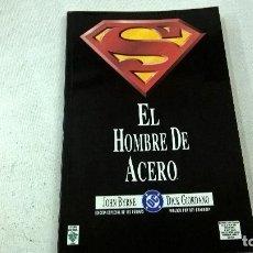 Cómics: TOMO EL HOMBRE DE ACERO TOMO ESPECIAL 192 PAGINAS JOHN BYRNE Y DICK GIORDANO DC VID -N. Lote 102817983