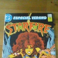 Cómics: STARFIRE N.-1. ESPECIAL VERANO. Lote 102932411