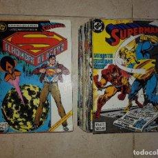 Cómics: DC COMICS - SUPERMAN VOL. 2 LOTE (EDICIONES ZINCO). Lote 58301469