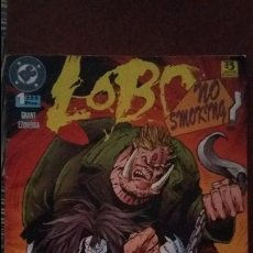 Cómics: LOBO Nº 1 NO SMOKING GRAPA 1996. BUEN ESTADO. Lote 103299043