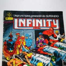 Cómics: INFINITY-INC Nº 3 AÑO 1986. Lote 103315055