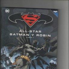 Cómics: ALL-STAR-BATMAN Y ROBIN-DC-SALVAT-AÑO 2016-COLOR-PARTE 1-CARTONE. Lote 103429895