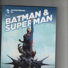 Cómics: BATMAN-SUPERMAN-ENCRUCIJADA DE MUNDOS-DC-LENOIR-AÑO 2016-COLOR-Nº 10-CARTONE. Lote 103430911