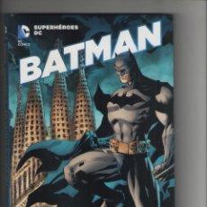 Cómics: BATMAN-ANTOLOGIA 75 AÑOS Y BATMAN EN BARCELONA-DC-LENOIR-AÑO 2016-COLOR-Nº 5-CARTONE. Lote 103431151