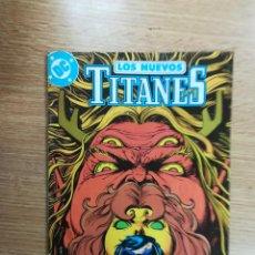 Cómics: NUEVOS TITANES VOL 2 #5. Lote 103580951