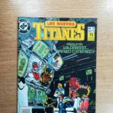 Cómics: NUEVOS TITANES VOL 2 #18. Lote 121348674