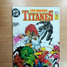 Cómics: NUEVOS TITANES VOL 2 #22. Lote 103582143