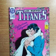 Cómics: NUEVOS TITANES VOL 2 #24. Lote 103582311