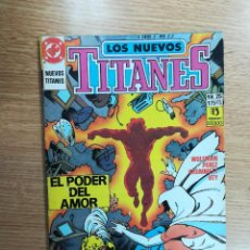 Cómics: NUEVOS TITANES VOL 2 #25. Lote 103582375