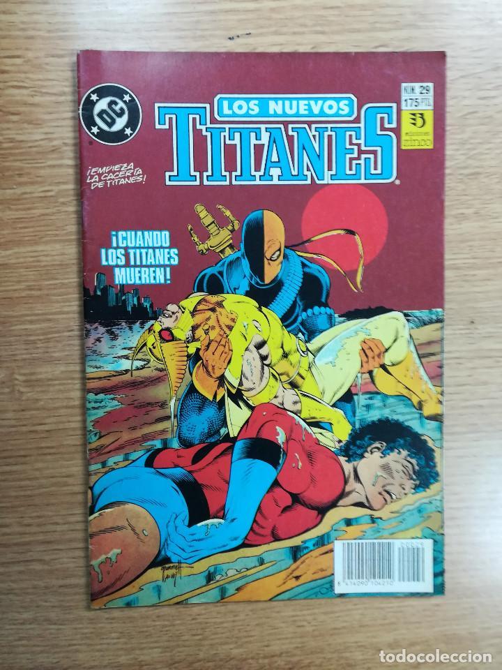 NUEVOS TITANES VOL 2 #29 (Tebeos y Comics - Zinco - Nuevos Titanes)