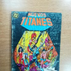 Cómics: NUEVOS TITANES VOL 1 RETAPADO #8 (NUMEROS 36 A 40). Lote 103588583