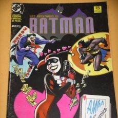 Cómics: BATMAN, ESPECIAL AMOR LOCO, DE PAUL DINI Y BRUCE TIM, ED. ZINCO, AÑO 1994, ERCOM. Lote 103629671