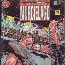 Cómics: BATMAN ,LEYENDAS DEL MURCIELAGO : CRIMINALS (NUMERO ESPECIAL). Lote 103688931