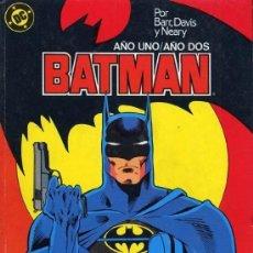 Cómics: BATMAN RETAPADO 1. ZINCO 1987. Lote 103714239