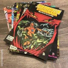 Cómics: LOTE LA PATRULLA CONDENADA - ZINCO - 1988 (8 CÓMICS). Lote 103714347